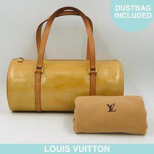 Auth Louis Vuitton Vernis Bedford bag M91329